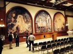 The Mural Triptico